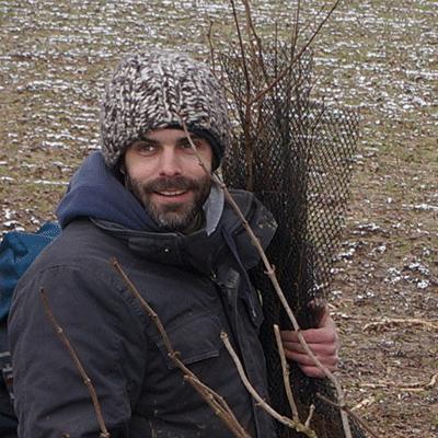 Alan Guillou Responsable Les Planteurs Volontaires