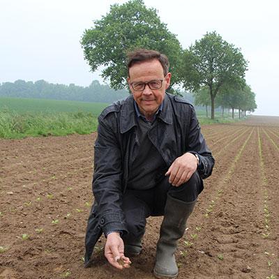 Francois-Delbende, chargé de mission à l'ISA école d'ingénieurs en agriculture, ISA Lille YNCREA